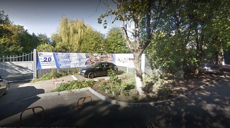 Факультет педагогики, психологии и коммуникативистики КубГУ на Сормовской, 173 ©Панорама с сервиса Google Maps, google.com/maps