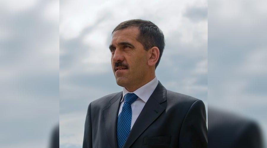 Глава Ингушетии Юнус-бек Евкуров ©Фото Юга.ру