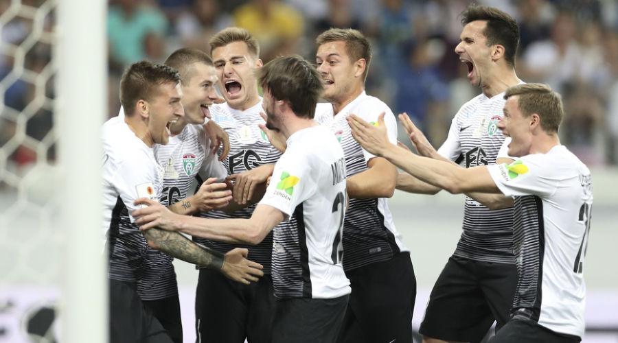 «Тосно» стал обладателем Кубка России по футболу ©Фото пресс-службы РФС