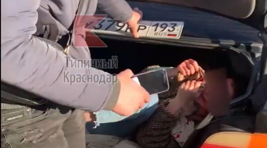©Скриншот видео из паблика «Типичный Краснодар»