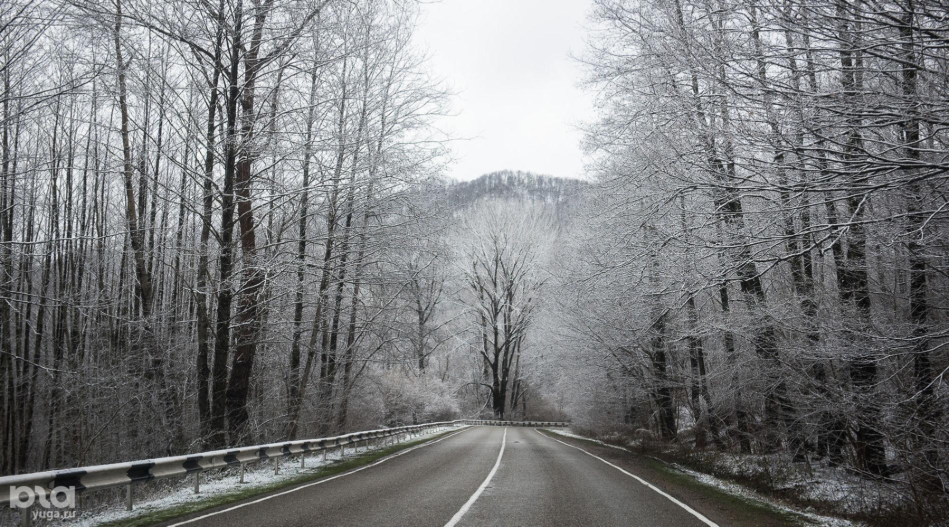Горные дороги ©Фото Елены Синеок, Юга.ру