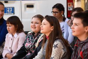 Экскурсия в Центр кинологической службы МВД в Краснодаре ©Фото Елены Синеок, Юга.ру