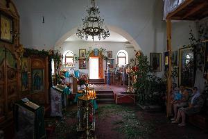 Церковь иконы Божией Матери Знамения в Крыму ©Влад Александров, ЮГА.ру
