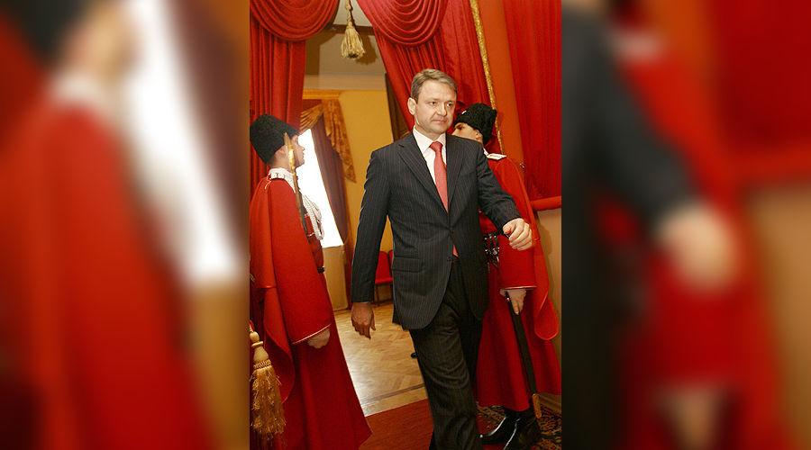 Александр Ткачев. Фото: пресс-служба администрации Краснодарского края ©Фото Юга.ру