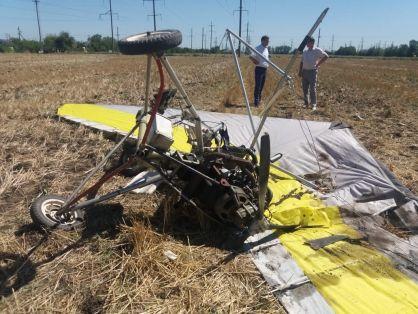 ВКраснодаре при падении дельтаплана пострадал 72-летний пилот