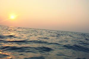 Каспийское море ©Фото с сайта wikimedia.org