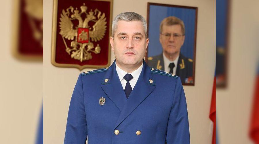 Алексей Ежов ©Фото пресс-службы прокуратуры Дагестана