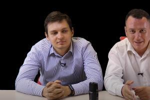 Игорь Азаров и Александр Сафронов ©Кадр видео из ютуб-канала «Красный Политобзор», youtube.com/watch?v=WBn39WaXYQQ