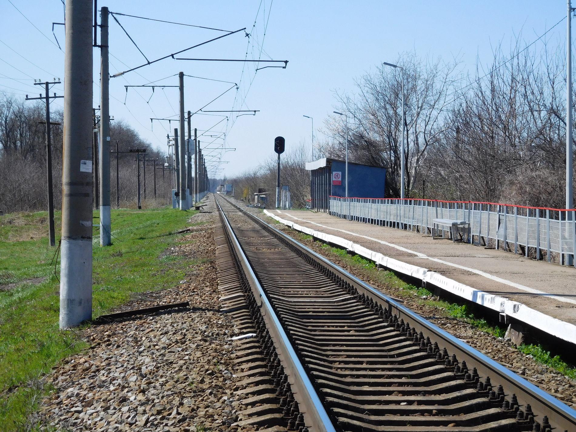 Платформа 117-й км