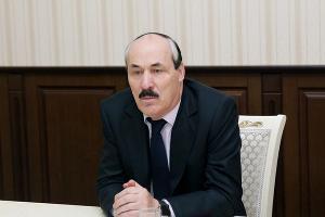 Рамазан Абдулатипов ©пресс-служба главы Дагестана
