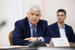 Александр Волошин ©Фото пресс-службы администрации Краснодарского края