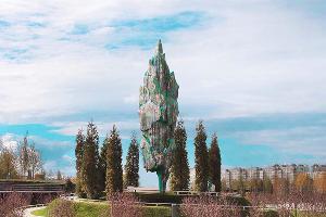 Дизайн-проект скульптуры «Телепорт» ©Фото instagram.com/marta_kandr