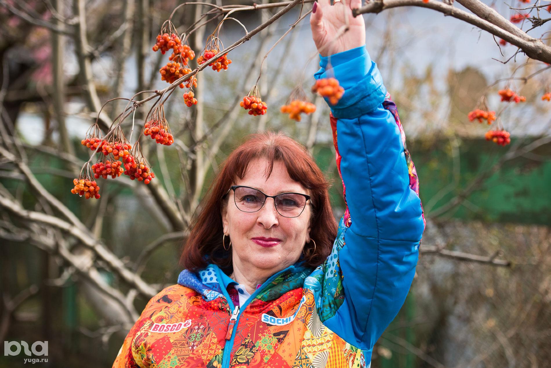 Волонтер Ирина Ермолаева