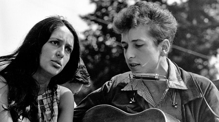 Боб Дилан ©Фото с сайта wikimedia.org