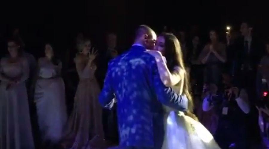 Свадьба дочери краснодарской судьи Елены Хахалевой ©Фото из Instagram