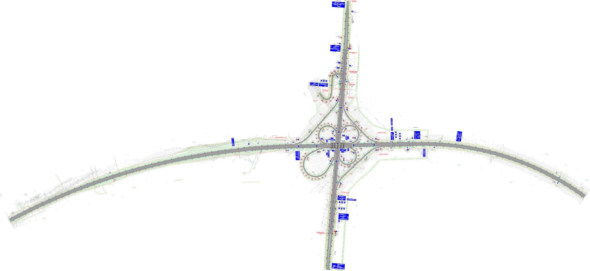 Новая трасса схематично ©Схема с сайта roads.ru