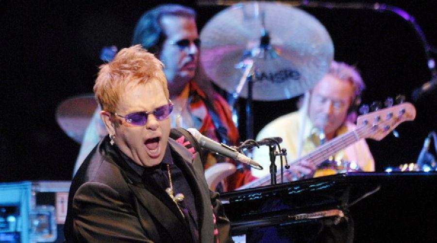 Элтон Джон (Elton John) ©Фото Юга.ру