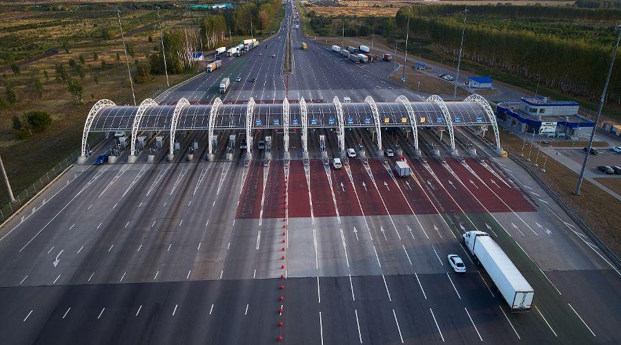 Трасса М4 «Дон» ©Фото пресс-службы ГК «Автодор»