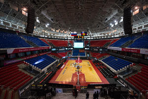 «Баскет-холл» ©Фото Елены Синеок, Юга.ру
