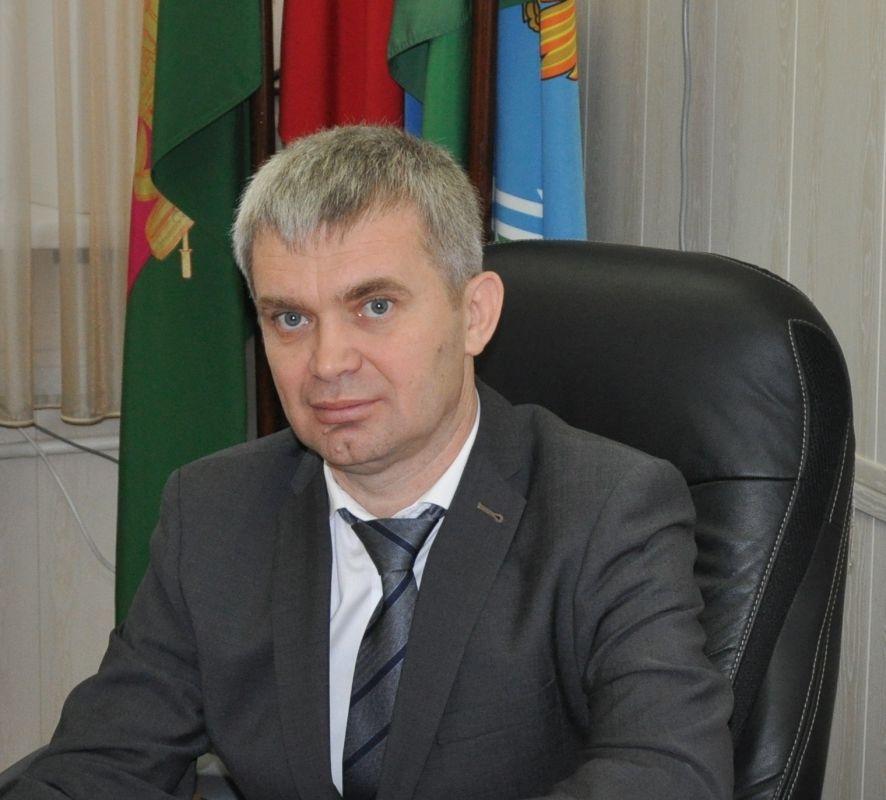Роман Герман занял пост руководителя Апшеронского района