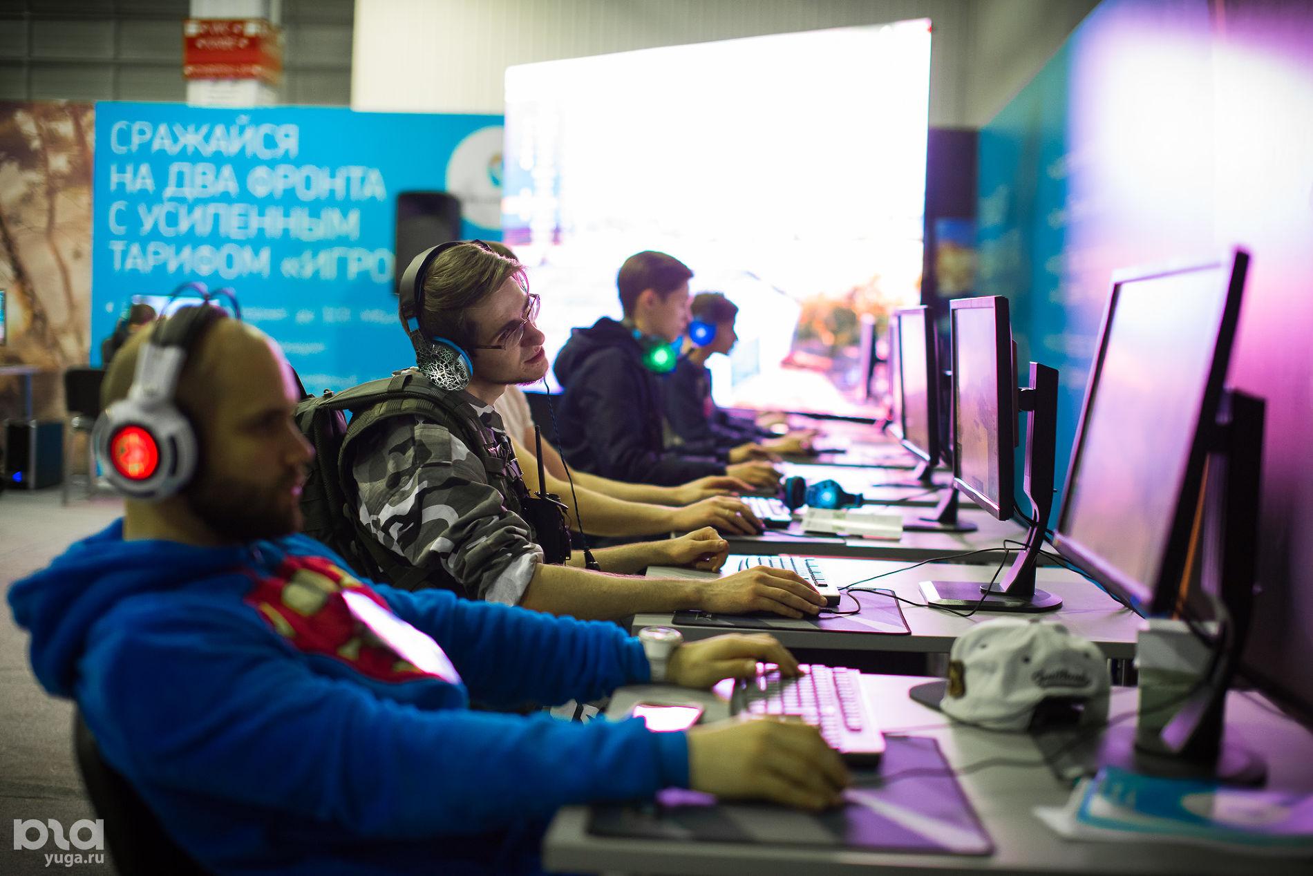 Фестиваль Geek и Pop культуры «Киберкон» ©Фото Елены Синеок, Юга.ру