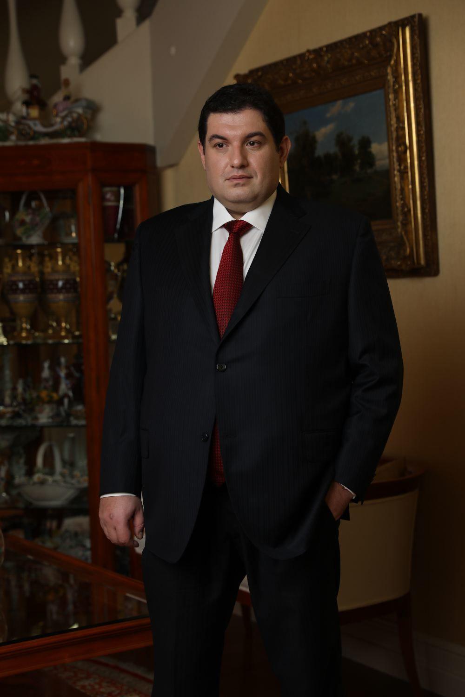 Бизнесмен Денис Кацыв ©Фото из личного архива