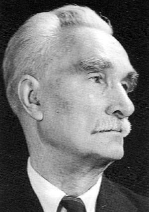 Даниил Скобцов (фото1945года)