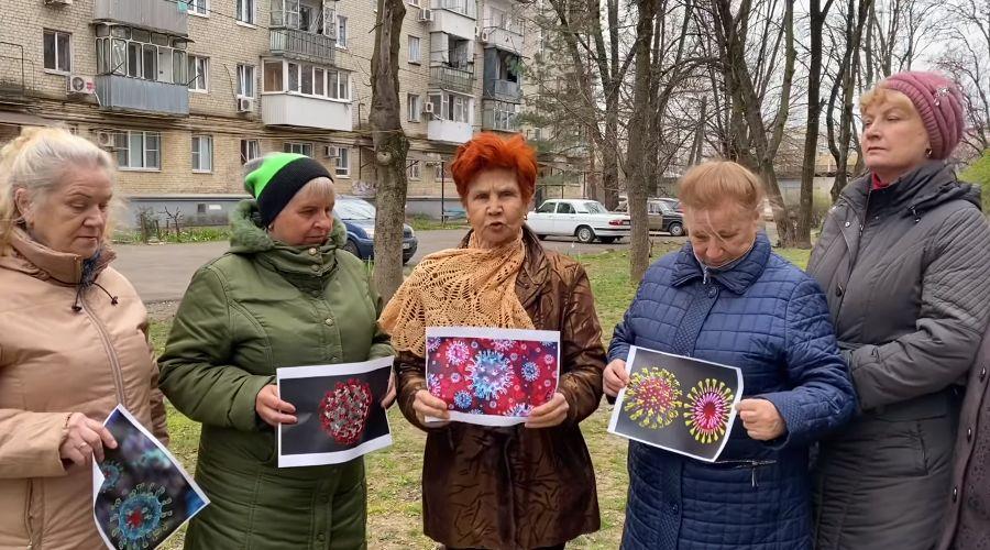 "©Скриншот с youtube-канала ""Отряды Путина Soc Sprav"", youtube.com/watch?v=Y5iyGvHb41s"