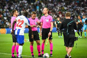 Матч «Краснодар» — «Порту», Краснодар, 7 августа 2019 года  ©Фото Елены Синеок, Юга.ру