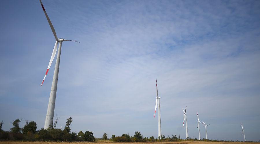 Ветропарк в Адыгее ©Фото пресс-службы главы Республики Адыгея