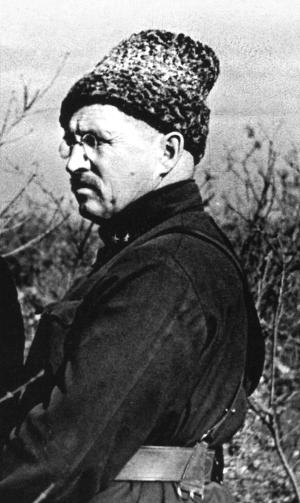 Генерал И.Е. Петров