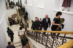 Открытие Молодежного театра после реконструкции ©Елена Синеок, ЮГА.ру
