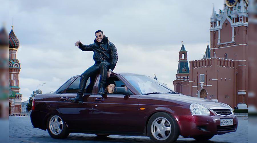 Кадр из клипа Саша Чест feat. Тимати - Лучший друг ©https://www.youtube.com/