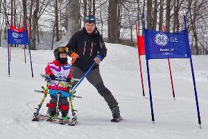Занятия с детьми с ограниченными возможностями ©Фото с личной страницы Андрея Баталова в фейсбуке, facebook.com/andrey.batalov