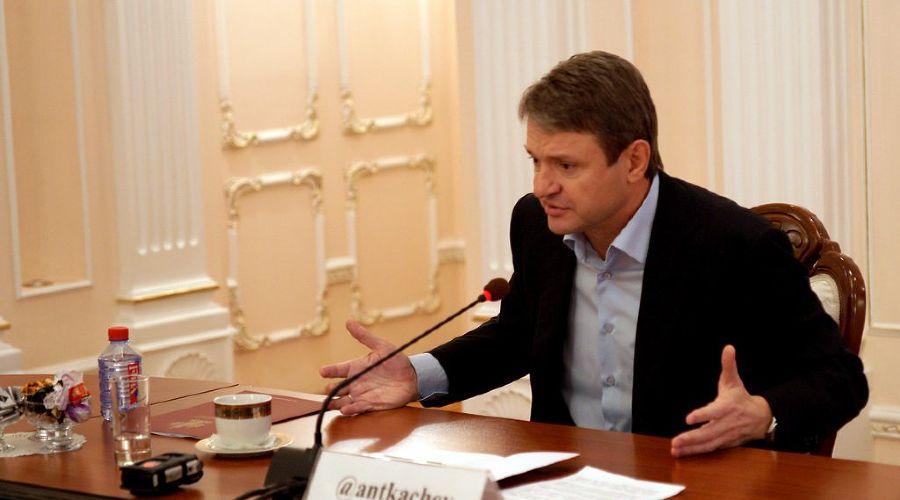 Встреча губернатора А. Ткачева с блогерами Кубани ©Фото Юга.ру