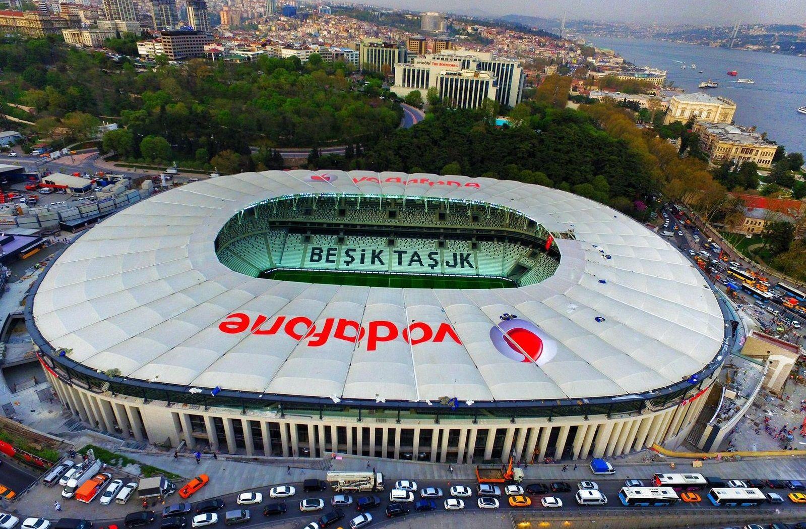 «Водафон Арена» (Стамбул) ©Фото bjk.com.tr