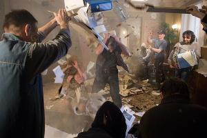 """Кадры со съемочной площадки фильма """"Август. Восьмого"""" ©""""20th Century Fox"""""""