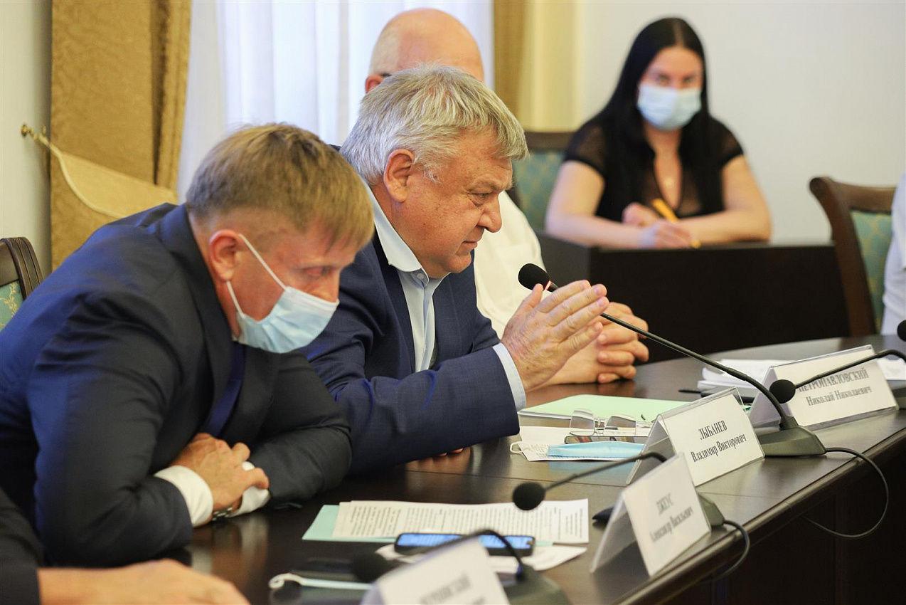 ©Фото пресс-службы Законодательного собрания Кубани