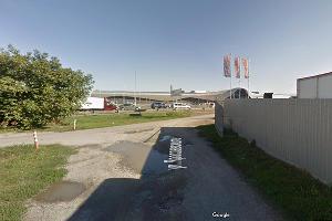 Пересечение улиц им. Ярославского и Крылатой ©Скриншот с сайта Google.com/maps