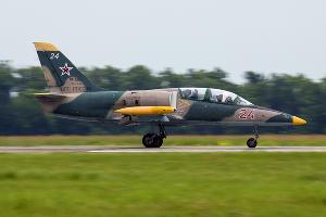 Первые полеты курсантов Краснодарского авиаучилища ©Фото (с) Александр Харланов