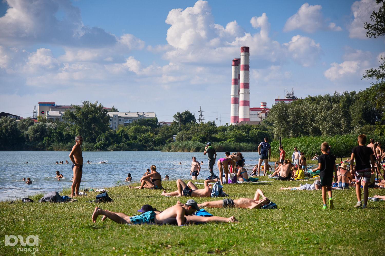 Пляжи Краснодара ©Фото Елены Синеок, Юга.ру