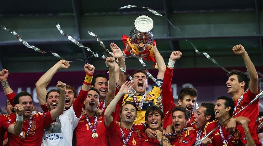 Испания - чемпион Евро-2012 ©championat.com