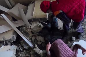 ©Кадр из видео пресс-службы ЮРПСО МЧС России