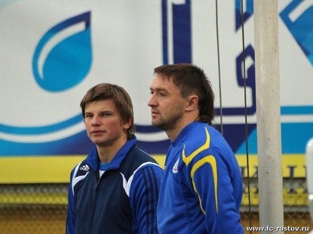 Осинов вернулся в«Ростов», заняв пост советника гендиректора