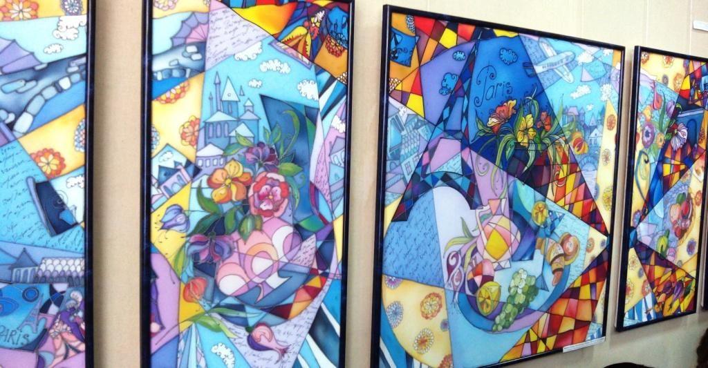 В Адыгее открылась выставка дипломных работ молодых художников  Выставка дипломных работ молодых художников Адыгеи © Фото Юга ру