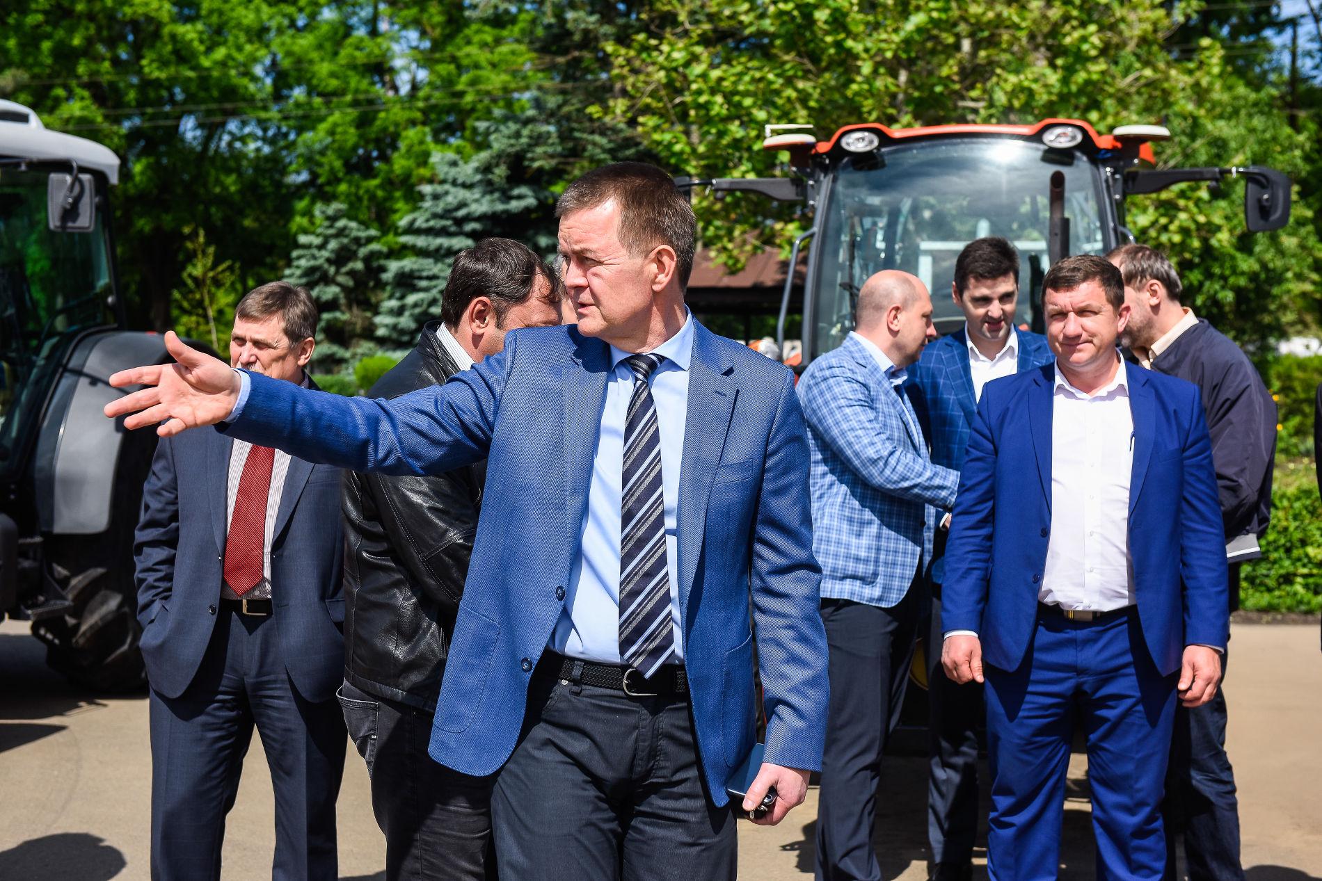 Выездной ректорат КубГАУ