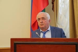 Ибрагим Казибеков ©Фото пресс-службы правительства Республики Дагестан