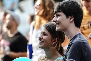 В Краснодаре открыли новый ТЕЛЕ-сезон  ©СТС Екатеринодар