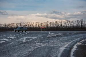 Дорога в Дядьковскую ©Фото Елены Синеок, Юга.ру