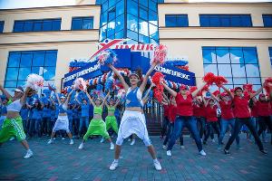 """Открытие спорткомплекса """"Химик """" в Белореченске ©Денис Яковлев, ЮГА.ру"""